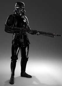 Shadow Trooper canon