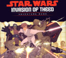Invasion of Theed: Adventure Game