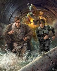 Last of the Jedi by Chris Trevas