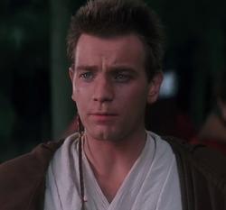 Obi-Wan Padawan braid