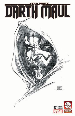 File:Darth Maul 1 Aspen Comics Sketch.jpg