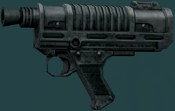DX2pistol