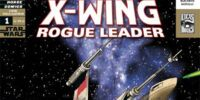X-wing: Velitel Rogue