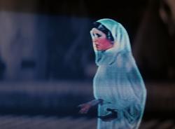 Leia holo