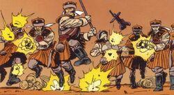 Naddist soldiers