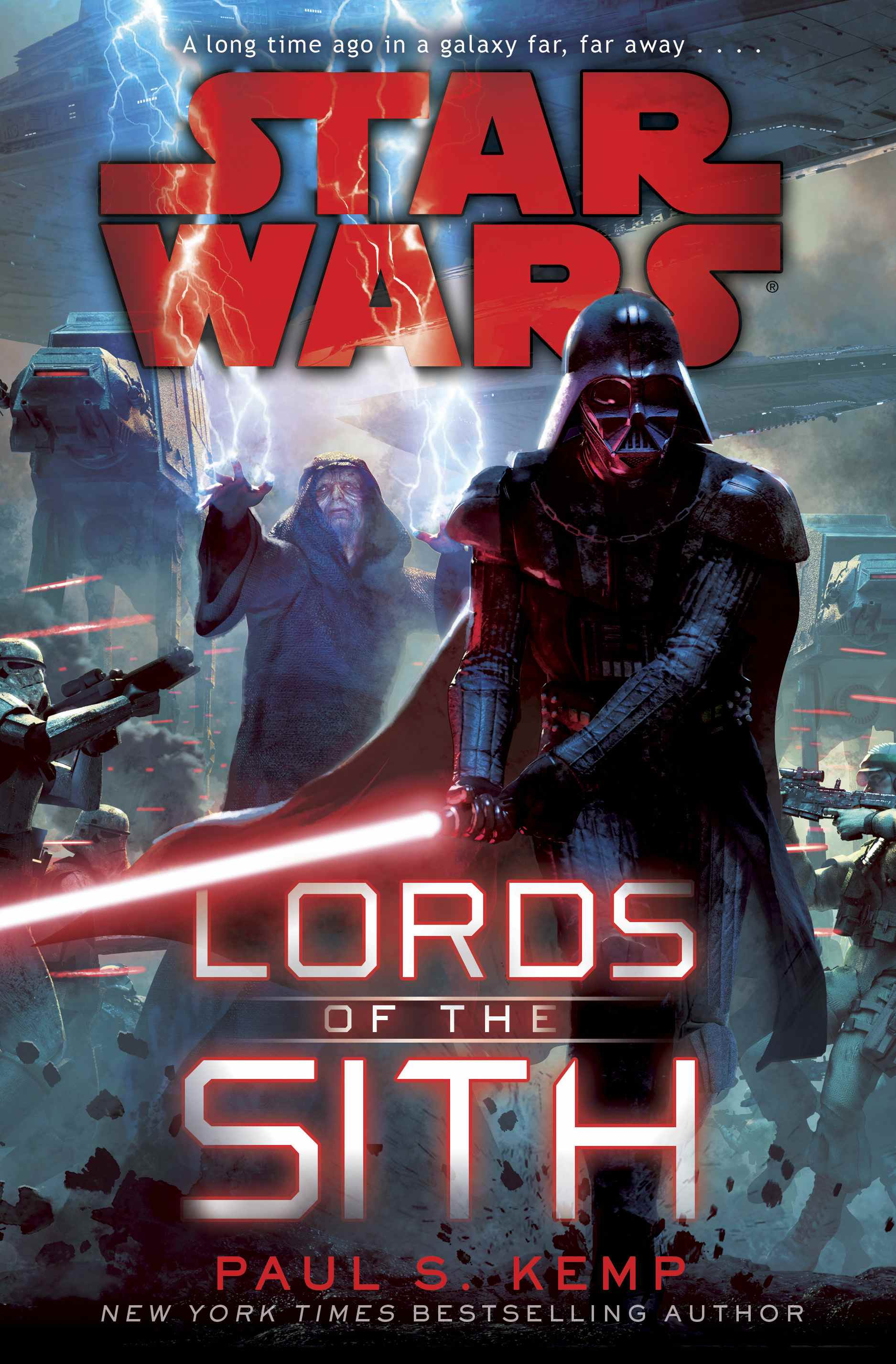 Star Wars: Lords of the Sith Book Cover