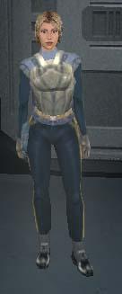 Ulic Qel-Droma's Mesh Suit