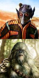 Avatar Species SOC