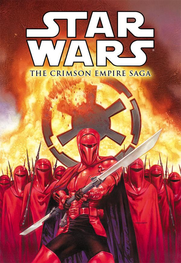 Image result for star wars crimson empire