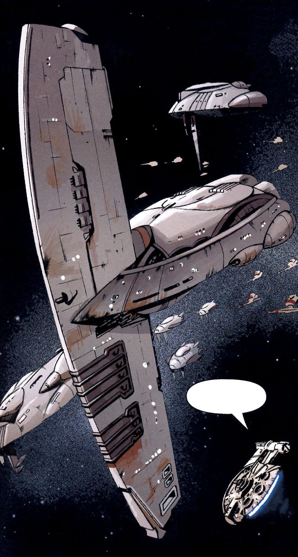 Galactic Alliance Defense Fleet   Wookieepedia   FANDOM ...