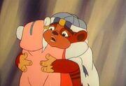 Asha hug kneesaa