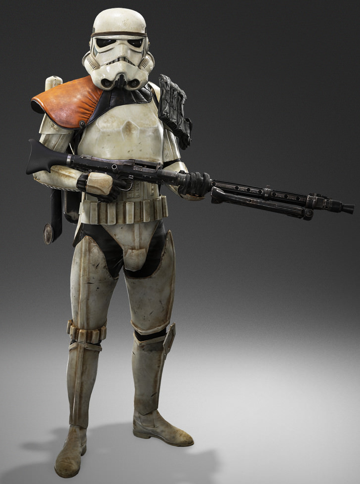 Sandtrooper | Wookieepedia | FANDOM powered by Wikia