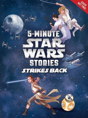 File:5-Minute Star Wars Stories Strikes Back Preliminary Cover.jpg