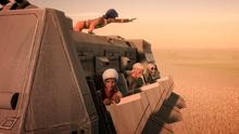 Ezra rescues prisoners