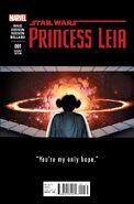 Star Wars Princess Leia Vol 1 1 John Cassaday Teaser Variant