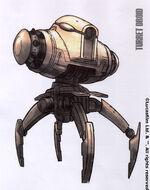 Turret droid