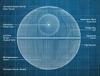 Death star blueprints sw card trader