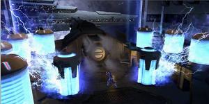 Fusion Accelerator Cannon