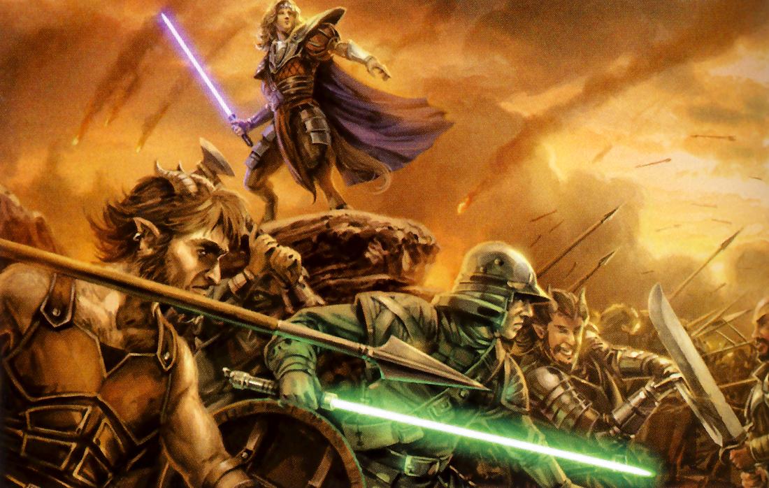 Resultado de imagem para Jedi and sith history