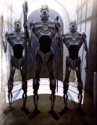K4 Security droids