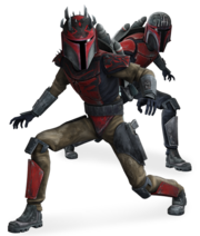Mandalorian Super Commando