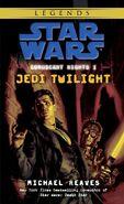 Coruscant Nights I Jedi Twilight Legends cover