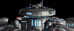 Kaliida shoals command center