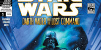 Star Wars: Darth Vader and the Lost Command 1