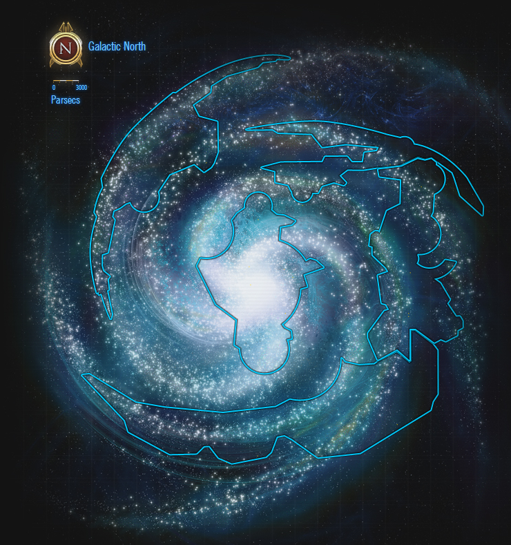 Image Galaxy Map Holonetpng Wookieepedia FANDOM Powered By - Star wars old republic us map