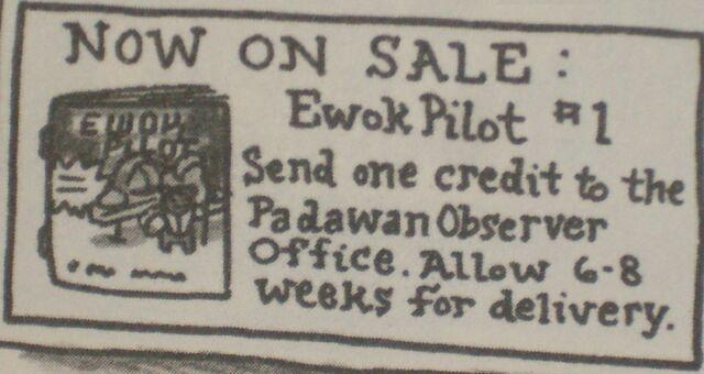 File:On Sale Ewok Pilot 1.jpg