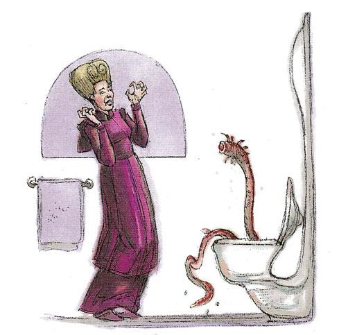 Dianoga in Toilets