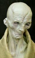 Supreme Leader Snoke Bust