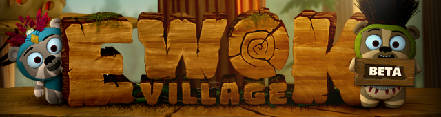 File:Ewok Village logo.png