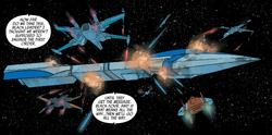 Black Squadron vs Carrion Spike