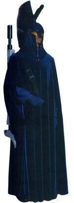 Senate guard 121