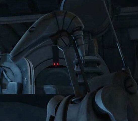 File:Unidentified B1 battle droid (Lucrehulk-class battleship).jpg