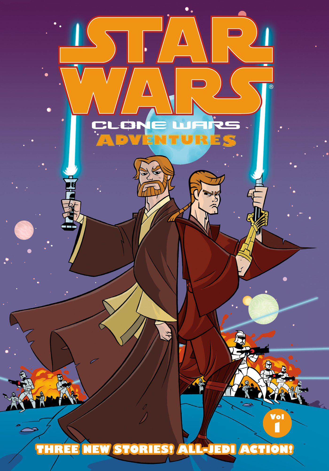 Star Wars: Clone Wars Adventures (comics) | Wookieepedia ...