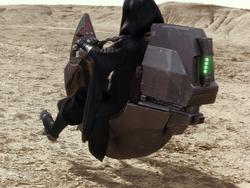 Sith Speeder Tatooine