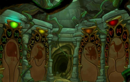Jewel doors