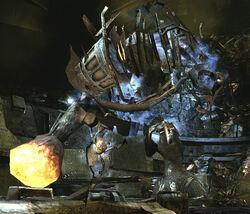 Star Wars Force Unleashed Junk Titan 01