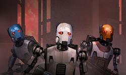 Droid Hero Event