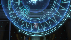 Kanan studies a star map
