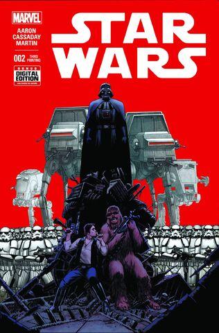 File:Star Wars Vol 2 2 3rd Printing Variant.jpg