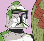 Rishi clone commander