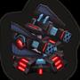 Rocket Turret Lvl 10 - Imperial