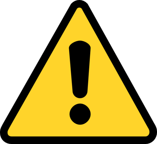 File:Warning-exclamation-triangle-hi.png