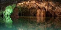 Unknown Cave in Aquaris