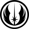 Emblem jedi flare