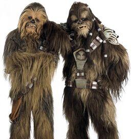 Alien snp Wookiee