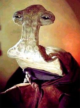 Alien snp Ithorian